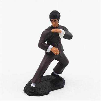Bruce Lee Kung Fu Japanese Action Compare
