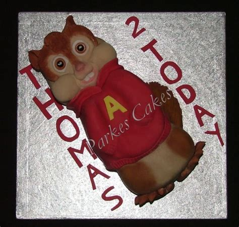 alvin and the chipmunks cake decorations uk 28 images