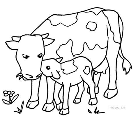 Animali Da Cortile Da Colorare by Disegni Da Colorare Per Bambini Midisegni It