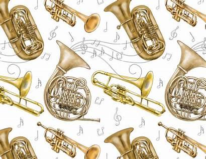 Brass Instruments A4 Open Musiikki Roterose Siirtokuva