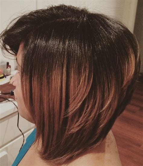 stylish styles  inverted bobs