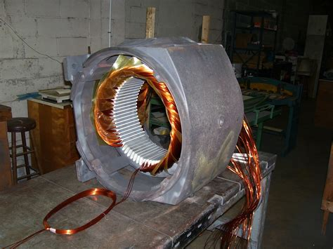 Electric Motor Winding by Ac Motor Speed Picture Ac Motor Rewinding