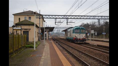 Treni Pavia Centrale by Treni A Cavallo Di Lombardia E Piemonte
