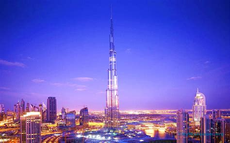 The 15 Tallest Skyscrapers In The World