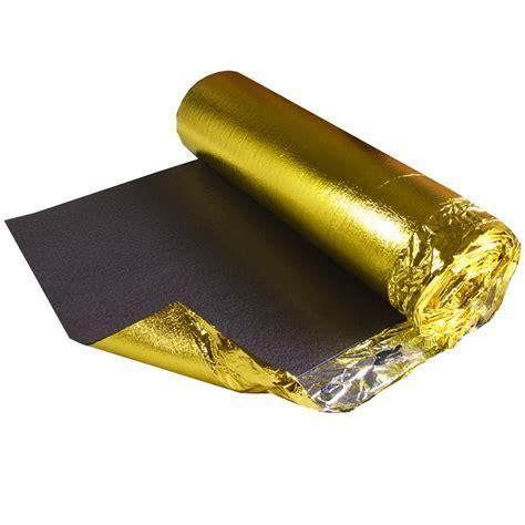 Sound Master Gold 5mm Underlay (10m2 Coverage)   Underlay