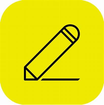Notes Icon Clipground