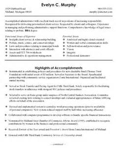 resume for administrative officer position research assistant resume exle page 1 quotes