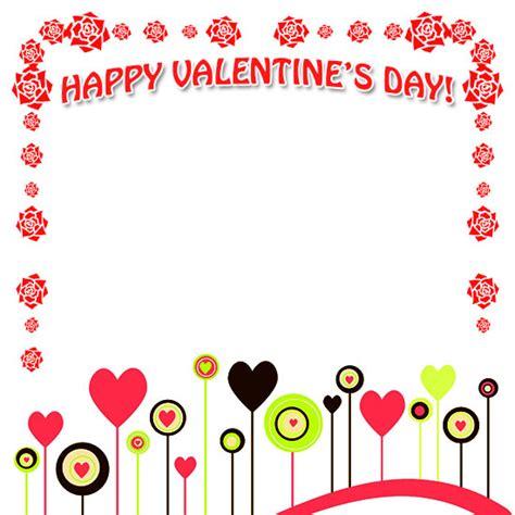 Free Valentine's Day Borders