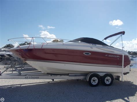 Monterey Boats by Monterey Express Cruiser Boats For Sale Boats