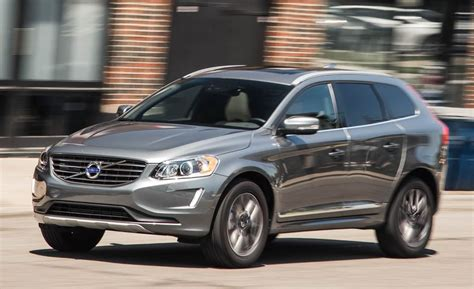 volvo xc  awd test review car  driver