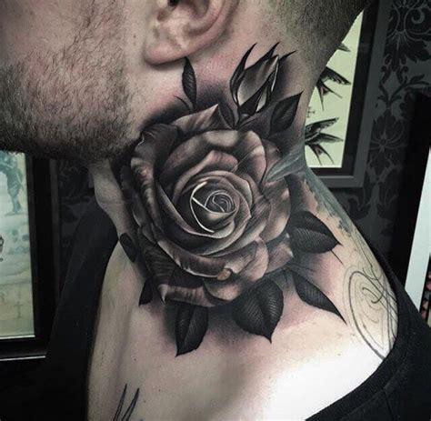 top   rose tattoos  men improb