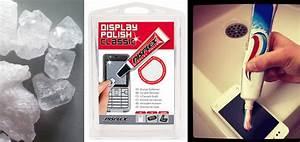 Pâte Efface Rayures : 8 astuces pour enlever les rayures sur un cran de smartphone ~ Premium-room.com Idées de Décoration