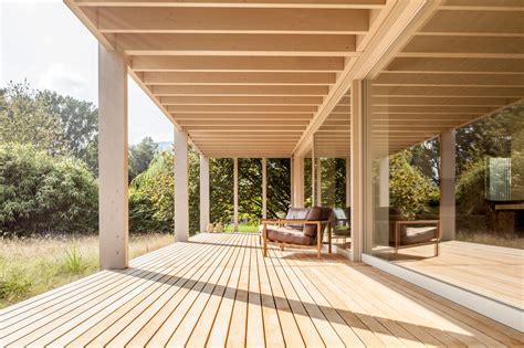 house  lake biel markus schietsch architekten archdaily