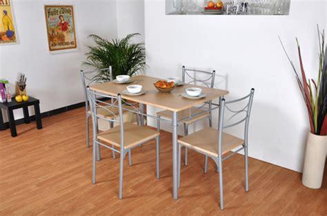 conseils pour le choix d une table de cuisine adéquate le mag de l 39 habitat