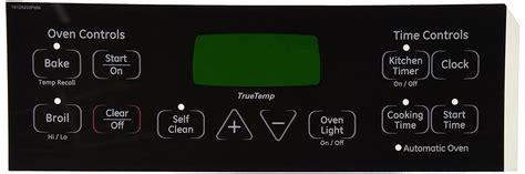 top  ge monogram oven  error code  life