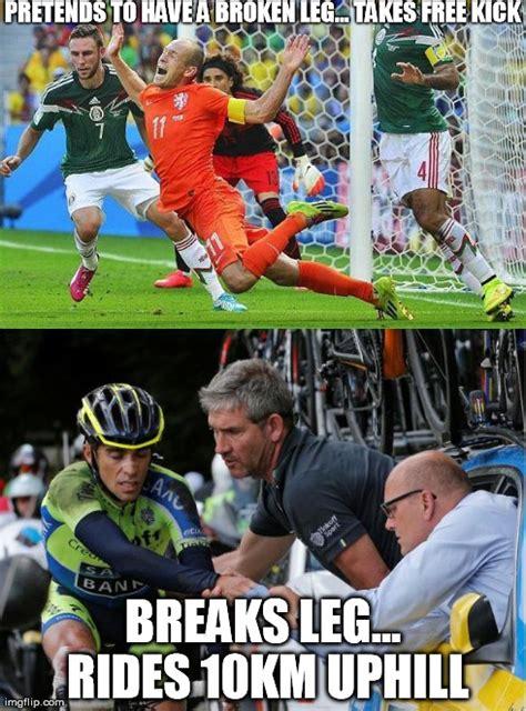 Broken Leg Meme - imgflip