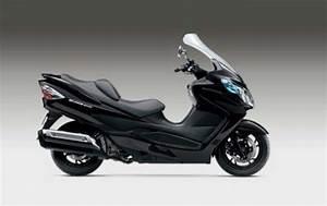 2014 Suzuki Burgman 400 Review