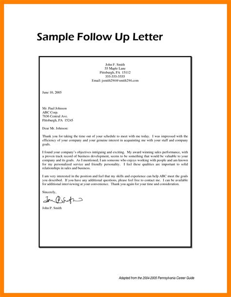 4 follow up letter templates appeal leter