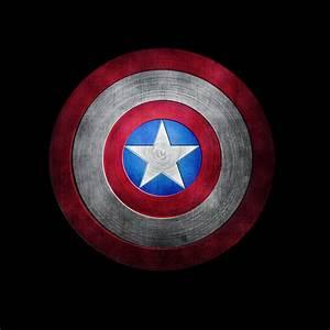 Avenger's weapons - Captain America Shield | Gabriel's ...