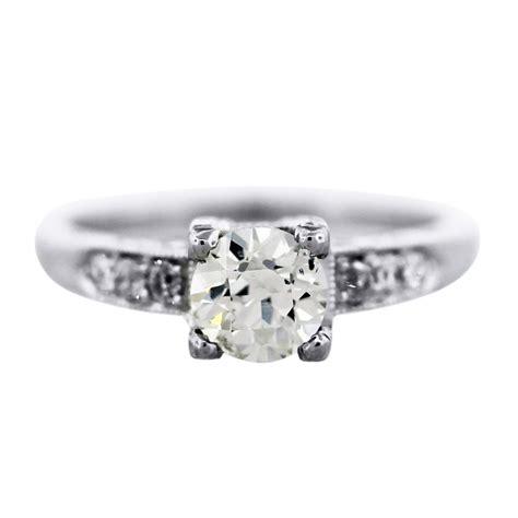 deco style engagement rings platinum deco style engagement ring boca raton