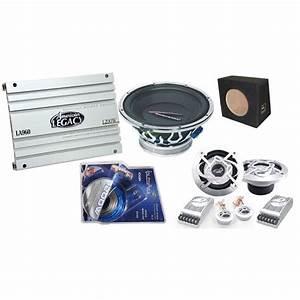 Audiobahn Complete Audio Upgrade Kit