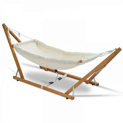 Baby Hammock Ebay by Folding Indoor Outdoor Baby Hammock With Beech
