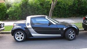 Aussie Old Parked Cars  2004 Smart Roadster