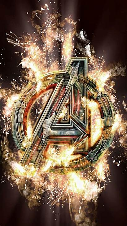 Avengers Marvel Wallpapers Android Heroes Uploaded User