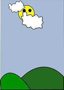 Cloudy Weather Pictures For Kids - Cliparts.co