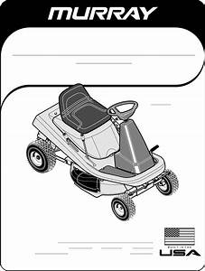 Murray Lawn Mower 309001x18a User Guide