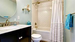 how to clean your shower curtain liner todaycom With proper way to clean a bathroom