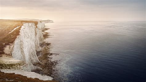 England's White Cliffs of Dover Are Rapidly Eroding ...