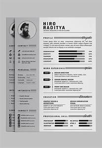 illustrator resume resume ideas With cv template illustrator