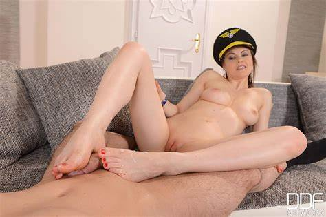 Fascinating Girls Tina Kay Get Tina Kay Getting Pilot Off With Slammed