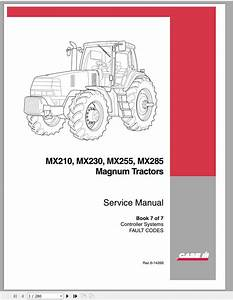 Case Ih Tractor Magnum 235 260 290 315 340 370 Operator U0026 39 S Manual 84479966 - Homepage