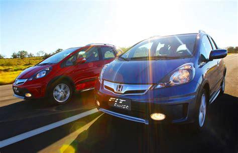 Honda下月在南美洲发布WR-V,比HR-V更入门的SUV。 honda-fit-twist-07 - Paul ...