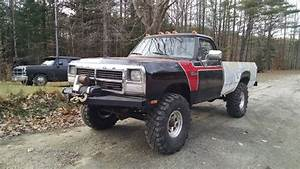 1992 Dodge W250 Cummins Diesel Lifted 5 Speed For Sale In Canaan  New Hampshire  United States