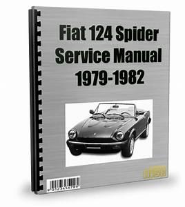 Fiat 124 Spider 1979