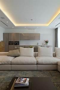 Led Lampen Decke Wohnzimmer : die indirekte beleuchtung im kontext der neusten trends ~ Bigdaddyawards.com Haus und Dekorationen