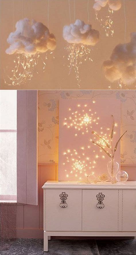 Led Lights Across Room by 18 Magical Ways To Use String Lights Page 3 Of 3 Cheer
