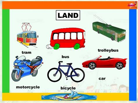 Vehicle Clipart Means Transport