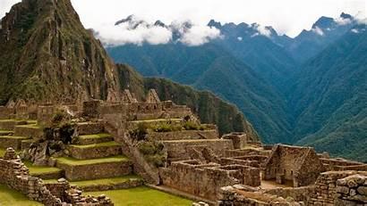 Mayan Ruins Maya Wallpapers Belize Ancient Scenery