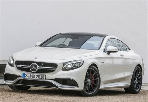 One man's goldilocks is another man's overkill. 2015 Mercedes-Benz S63 AMG Coupe review