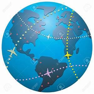 Globe Terrestre Carton : free airplane snow cliparts download free clip art free clip art on clipart library ~ Teatrodelosmanantiales.com Idées de Décoration