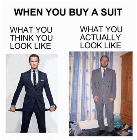 Suit Meme - wearing a suit meme guy