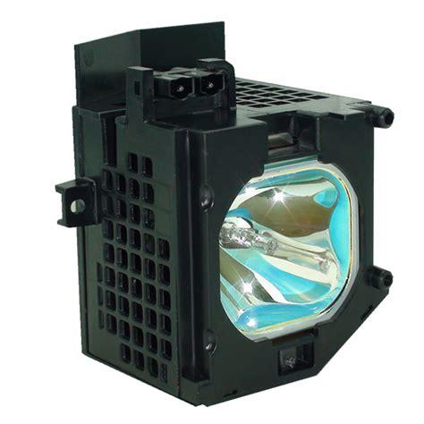 l housing for hitachi 60vf820 projection tv bulb dlp ebay