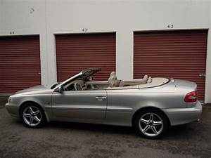 2001 Volvo C70 Convertible  U2013 Pictures  Information And