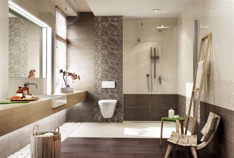 Bad Modern Braun badezimmer in beige modern gestalten tipps und ideen