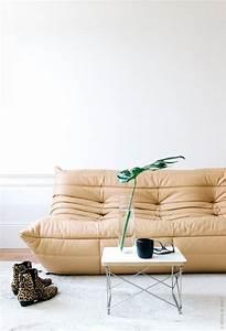 Canapé Style Togo : cultissime canap togo ligne roset ~ Voncanada.com Idées de Décoration