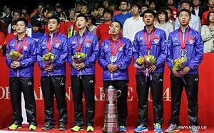 China wins men's group title at table tennis worlds ...